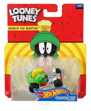 Looney Tunes Character Cars: Marvin the Martian by Hot Wheels