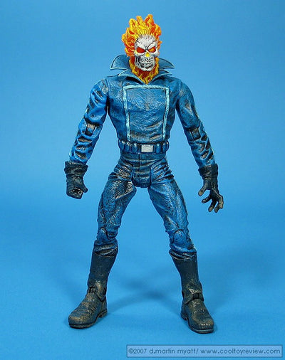 Marvel Select Ghost Rider-Diamond Select toys- www.superherotoystore.com-Action Figure - 7