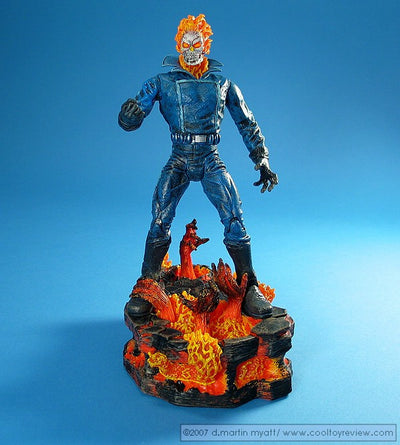 Marvel Select Ghost Rider-Diamond Select toys- www.superherotoystore.com-Action Figure - 4