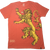 Game of Thrones Flame Orange T-Shirt-Bio World- www.superherotoystore.com-T-Shirt