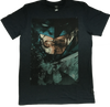 Batman Navy Blue T-Shirt-Bio World- www.superherotoystore.com-T-Shirt