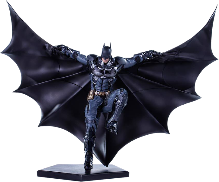 Batman Arkham Knight: Batman Art Scale Statue by Iron Studios
