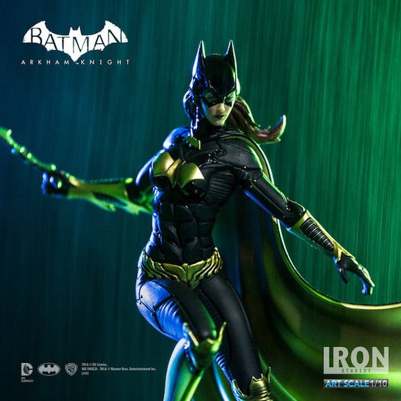 Arkham Knight: Batgirl Art Scale Statue by Iron Studios