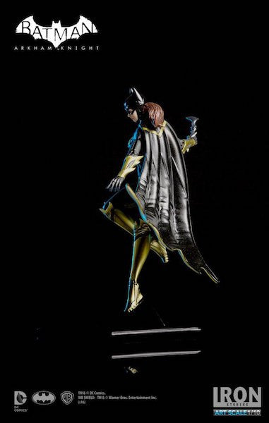 Arkham Knight: Batgirl 1:10th Art Scale Statue by Iron Studios