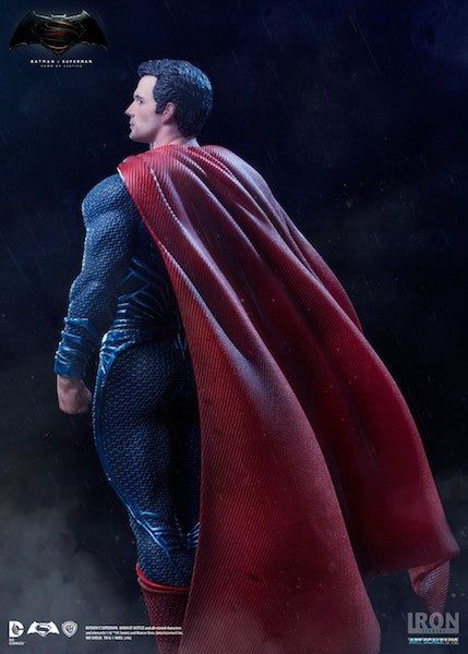 Batman vs Superman: Dawn of Justice Superman Statue by Iron Studios-Iron Studios- www.superherotoystore.com-Statue - 6