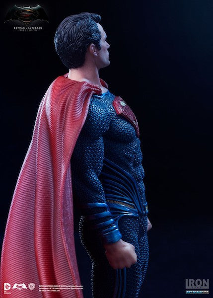 Batman vs Superman: Dawn of Justice Superman Statue by Iron Studios-Iron Studios- www.superherotoystore.com-Statue - 5