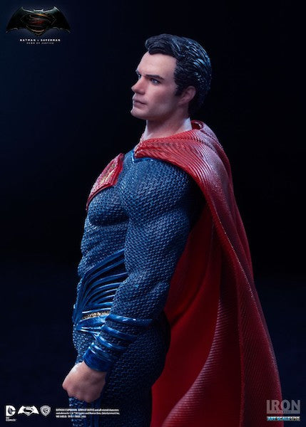 Batman vs Superman: Dawn of Justice Superman Statue by Iron Studios-Iron Studios- www.superherotoystore.com-Statue - 4