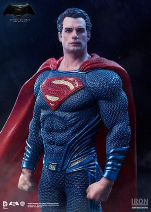Batman vs Superman: Dawn of Justice Superman Statue by Iron Studios-Iron Studios- www.superherotoystore.com-Statue - 2