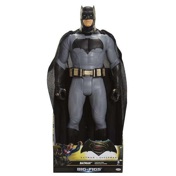 Dawn of Justice Batman Big Figs by Jakks Pacific -Jakks Pacific - India - www.superherotoystore.com