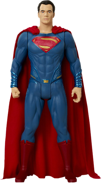 Dawn of Justice Superman Big Figs by Jakks Pacific -Jakks Pacific - India - www.superherotoystore.com