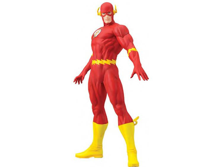 Flash 1/6th Scale ArtFx+ Statue by Kotobukiya-Kotobukiya- www.superherotoystore.com-Statue - 1
