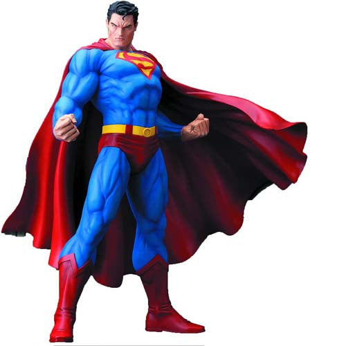 DC Comics Superman for Tomorrow 1/6th Scale ArtFX Statue by Kotobukiya-Kotobukiya- www.superherotoystore.com-Statue - 1
