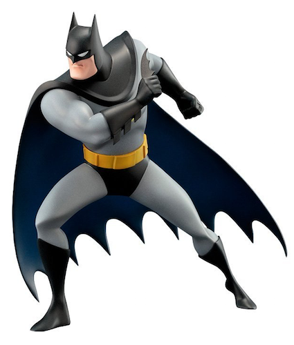 Animated Series Batman ArtFx+ Statue by Kotobukiya -Kotobukiya - India - www.superherotoystore.com