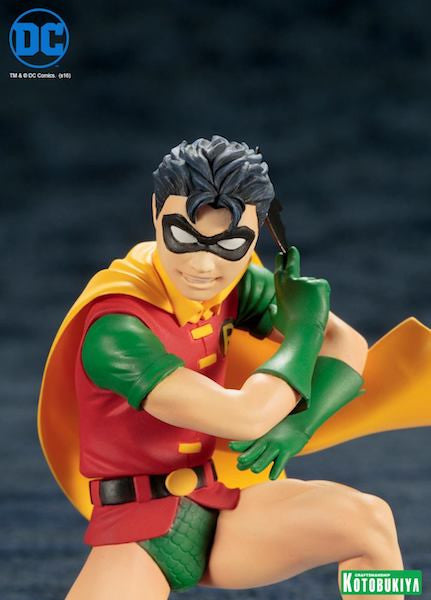 Batman and Robin 2 Pack Artfx+ Figure by Kotobukiya-Kotobukiya- www.superherotoystore.com-Statue - 17