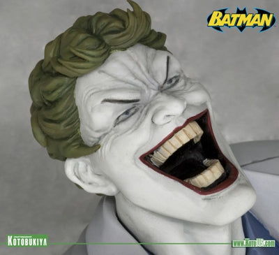 Dark Knight Returns: Batman Vs Joker ArtFx Statue by Kotobukiya-Kotobukiya- www.superherotoystore.com-Statue - 5