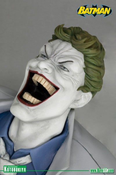 Dark Knight Returns: Batman Vs Joker ArtFx Statue by Kotobukiya-Kotobukiya- www.superherotoystore.com-Statue - 6