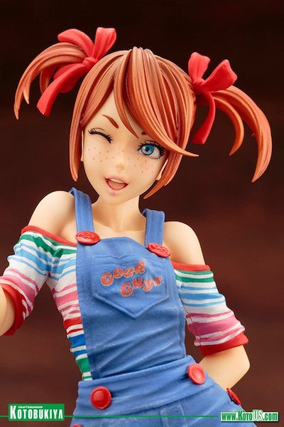 Child's Play Chucky Bishoujo Statue by Kotobukiya
