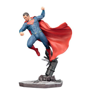 Dawn of Justice Superman ArtFX+ Figure by Kotobukiya-Kotobukiya- www.superherotoystore.com-Statue - 1