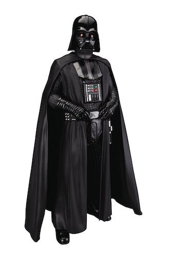 Star Wars: Darth Vader New Hope Version Statue by Kotobukiya-Kotobukiya- www.superherotoystore.com-Statue - 1