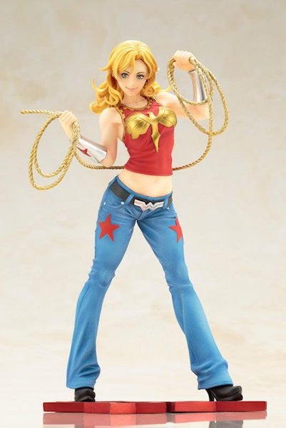 Wonder Girl Bishoujo Statue by Kotobukiya