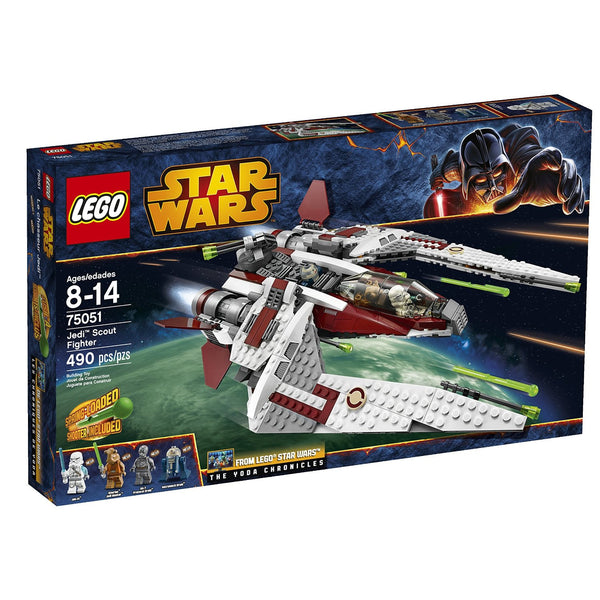 Jedi Scout Fighter-Lego- www.superherotoystore.com-Toys - 1