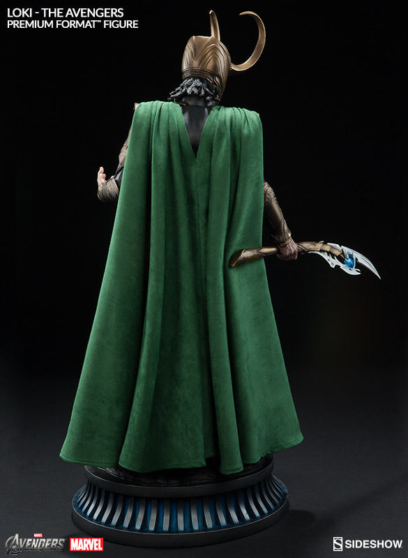 Loki 1/4th Scale Premium Format Statue by Sideshow Collectibles-Sideshow Collectibles- www.superherotoystore.com-Statue - 5