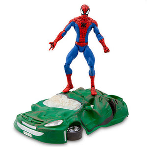 Marvel Select Spider-Man Action Figure-Diamond Select toys- www.superherotoystore.com-Action Figure - 1