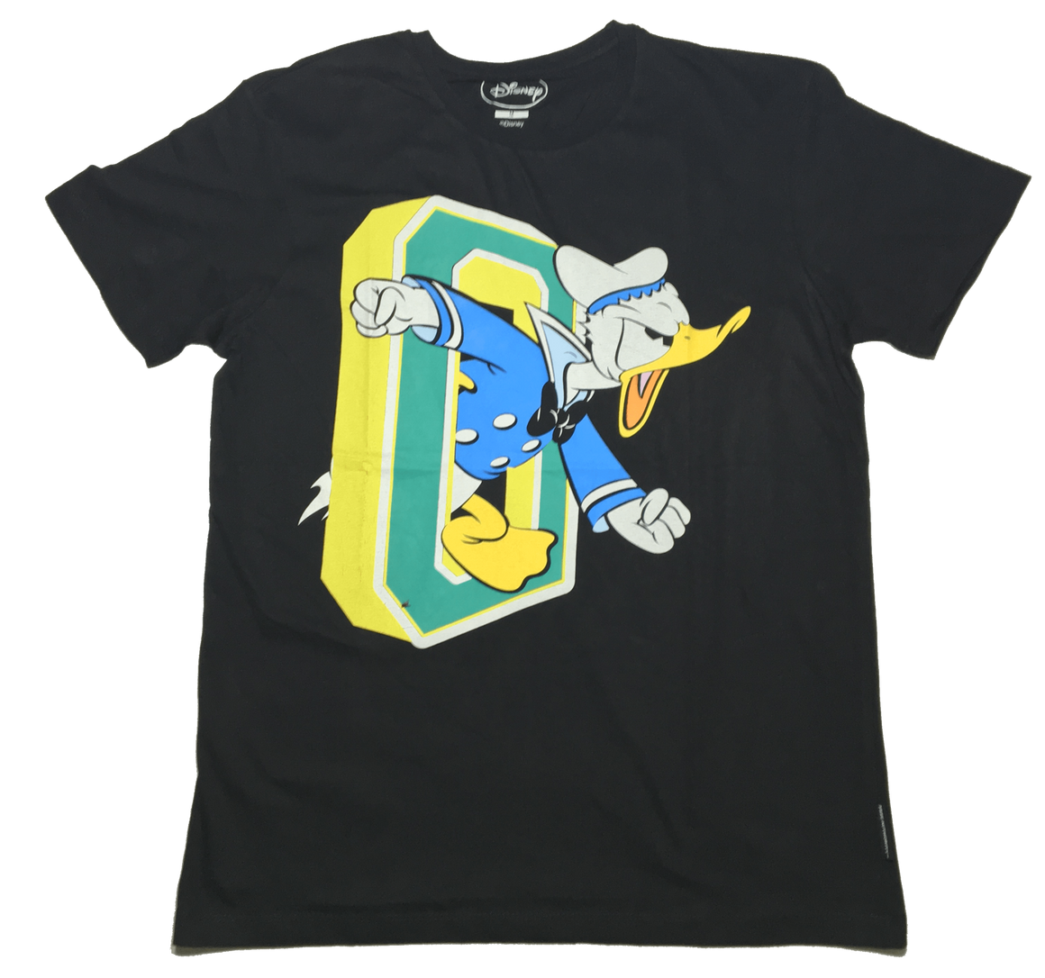 Daffy Duck Black T-shirt by Bio World-Bio World- www.superherotoystore.com-T-Shirt - 1