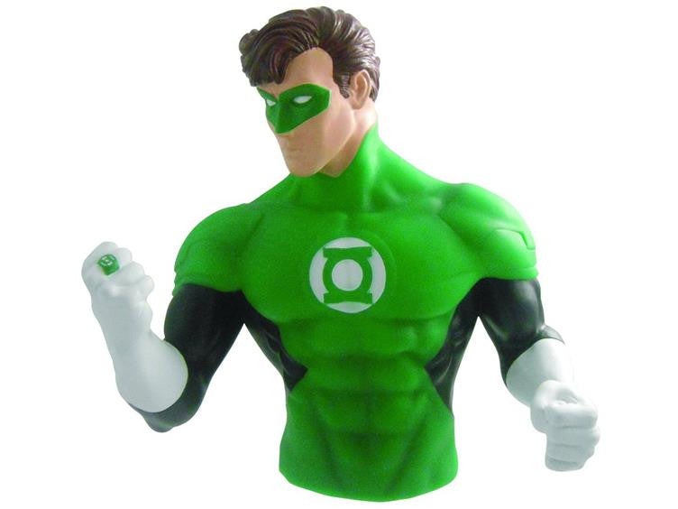 DC Bust Banks - Green Lantern-Monogram International- www.superherotoystore.com-Action Figure