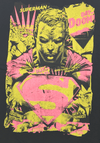 Superman Black T-Shirt-Bio World- www.superherotoystore.com-T-Shirt - 2