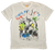 Marvel Comics Hulk White T-Shirt-Bio World- www.superherotoystore.com-T-Shirt - 1