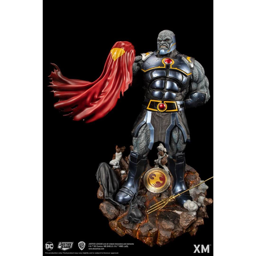 DC Comics Rebirth Darkseid 1:6th Scale Statue by XM Studios -XM Studios - India - www.superherotoystore.com