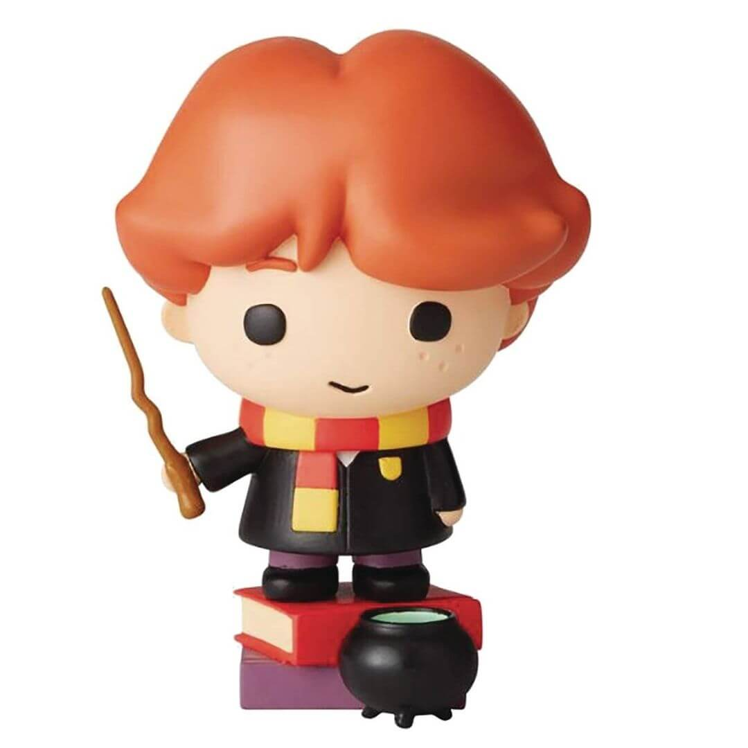 Harry Potter Ron Charms Style Figure by Enesco -Enesco - India - www.superherotoystore.com