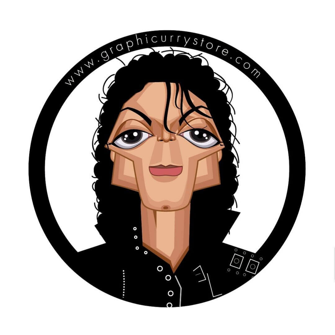 MJ Badge by Graphicurry -Graphicurry - India - www.superherotoystore.com
