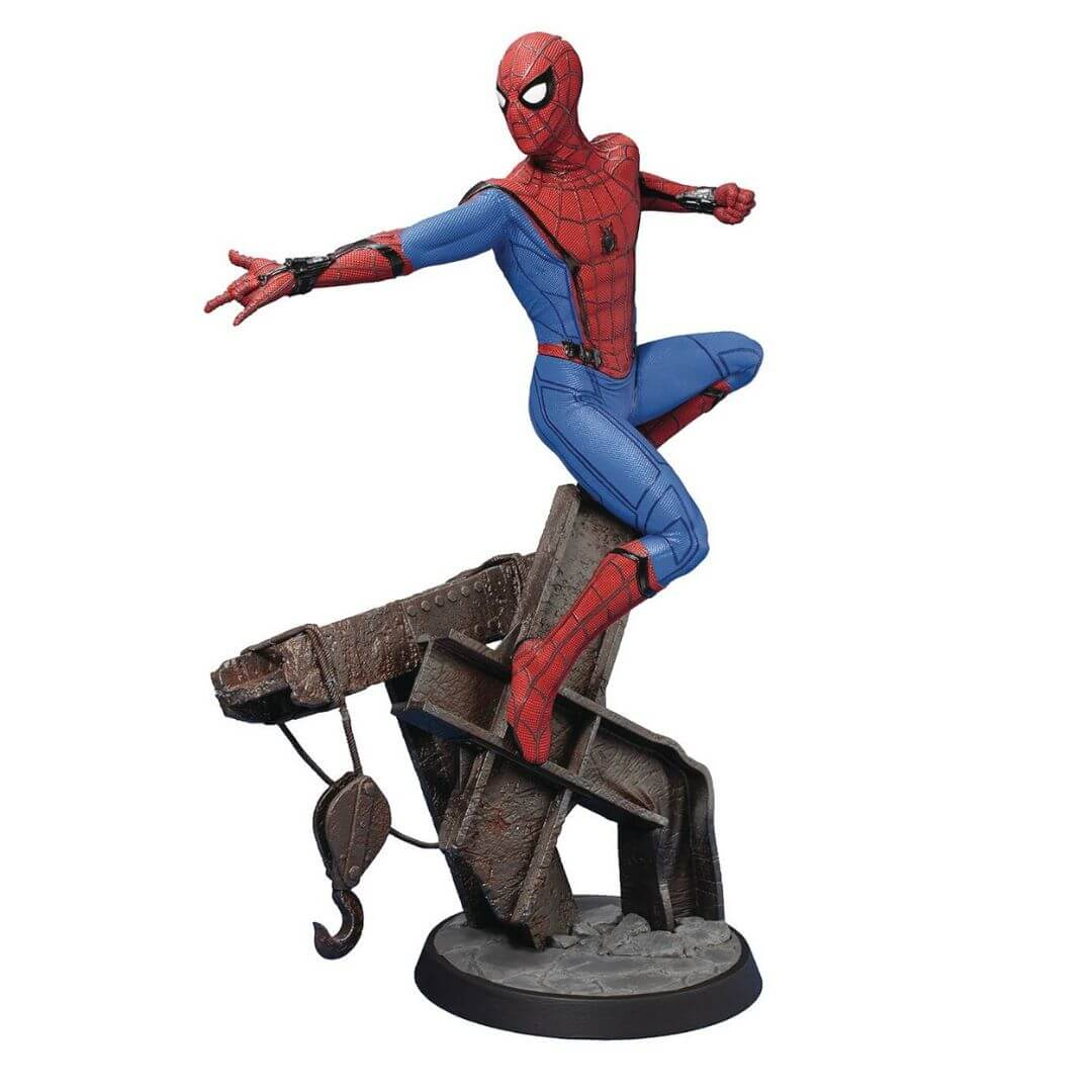 Spiderman Homecoming Spiderman ArtFx Statue by Kotobukiya