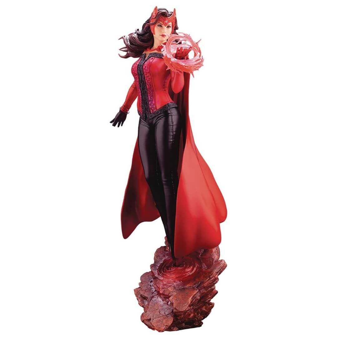 Marvel Comics Scarlet Witch Premier ArtFx Statue by Kotobukiya