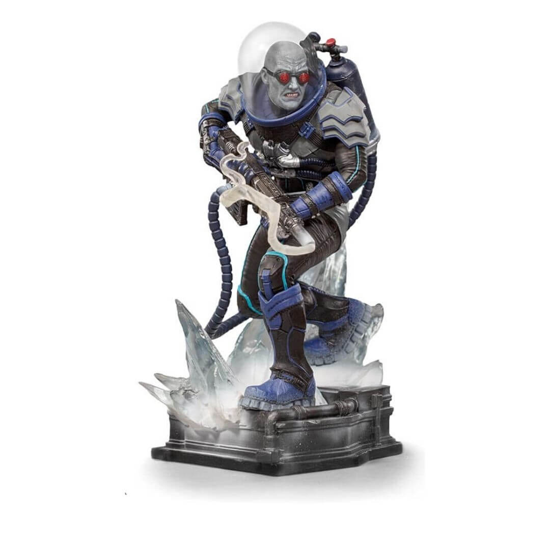 DC Comics Freeze 1:10th Scale Statue by Iron Studios -Iron Studios - India - www.superherotoystore.com