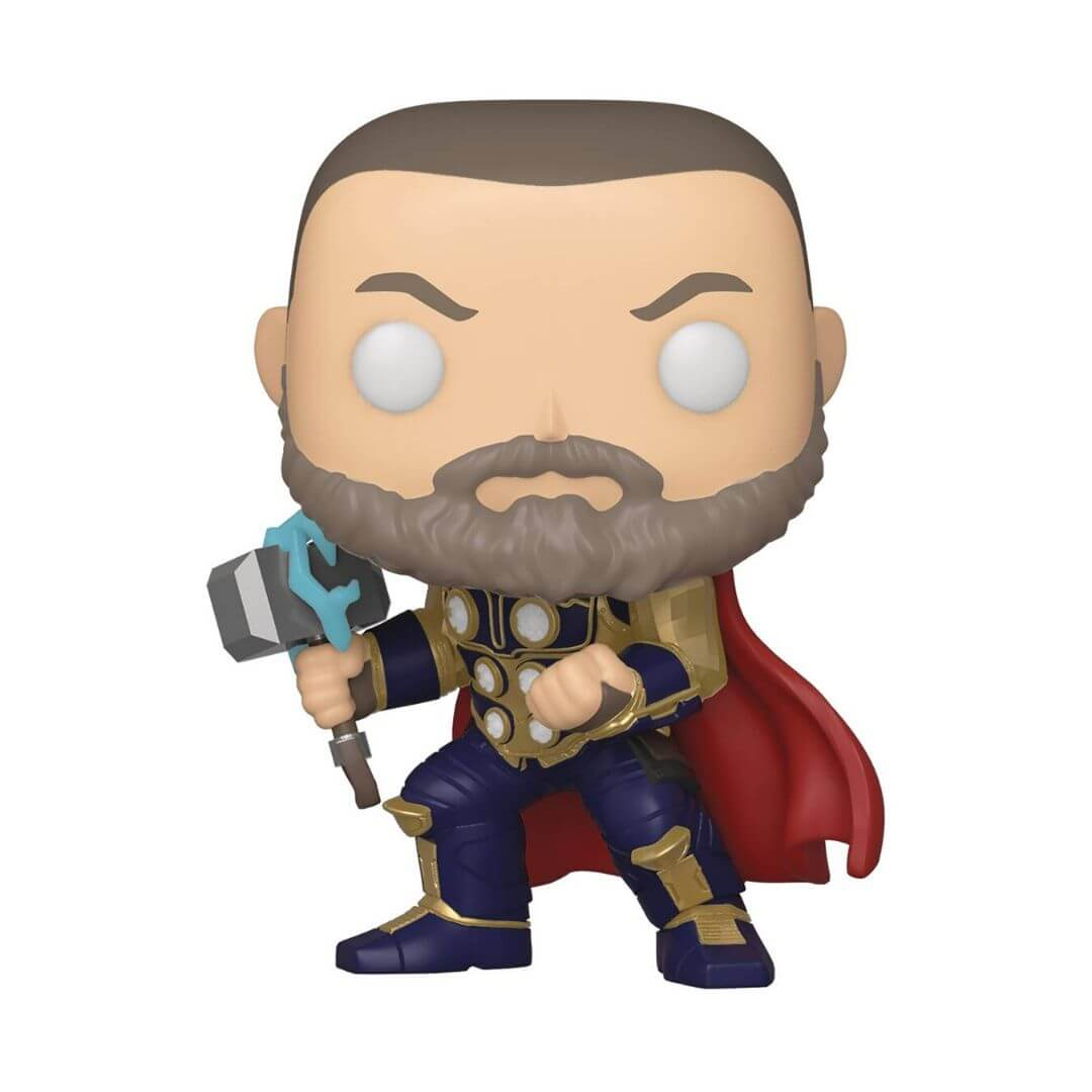 Marvel Gameverse Avengers Thor Bobble-Head by Funko -Funko - India - www.superherotoystore.com