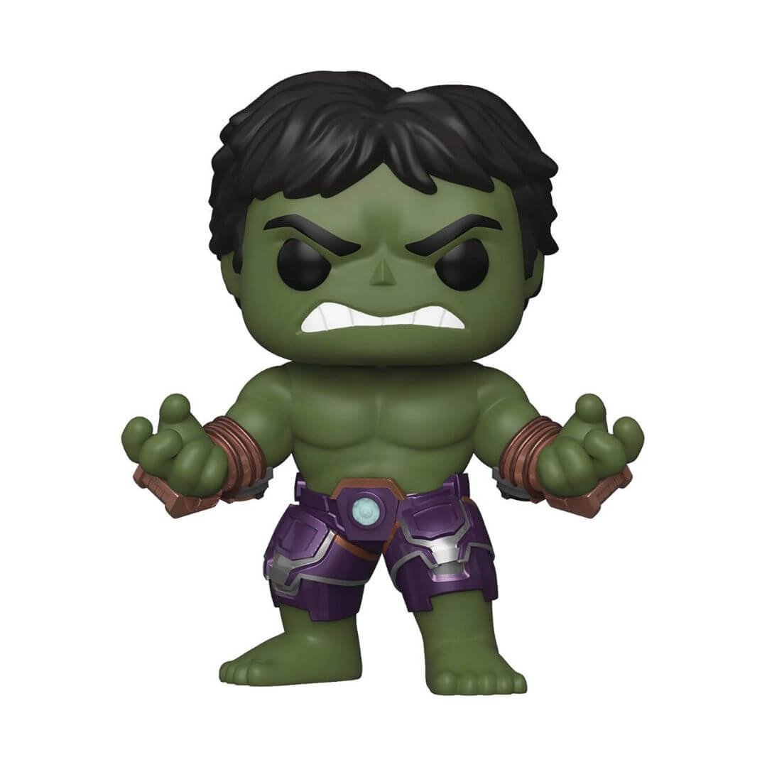 Marvel Gameverse Avengers Hulk Bobble-Head by Funko -Funko - India - www.superherotoystore.com