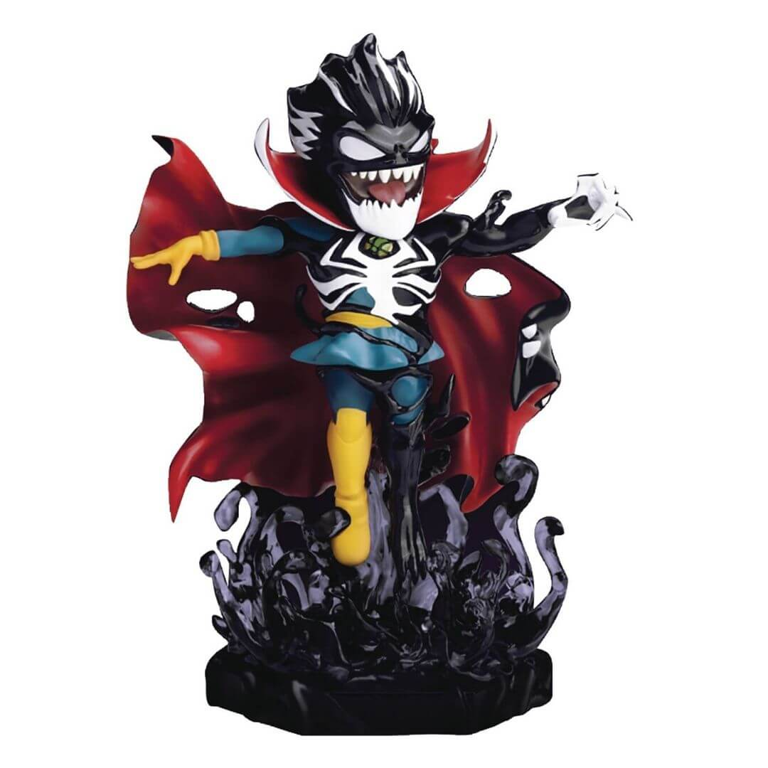 Marvel Comics Venomized Doctor Strange Mini Egg Attack Figure by Beast Kingdom