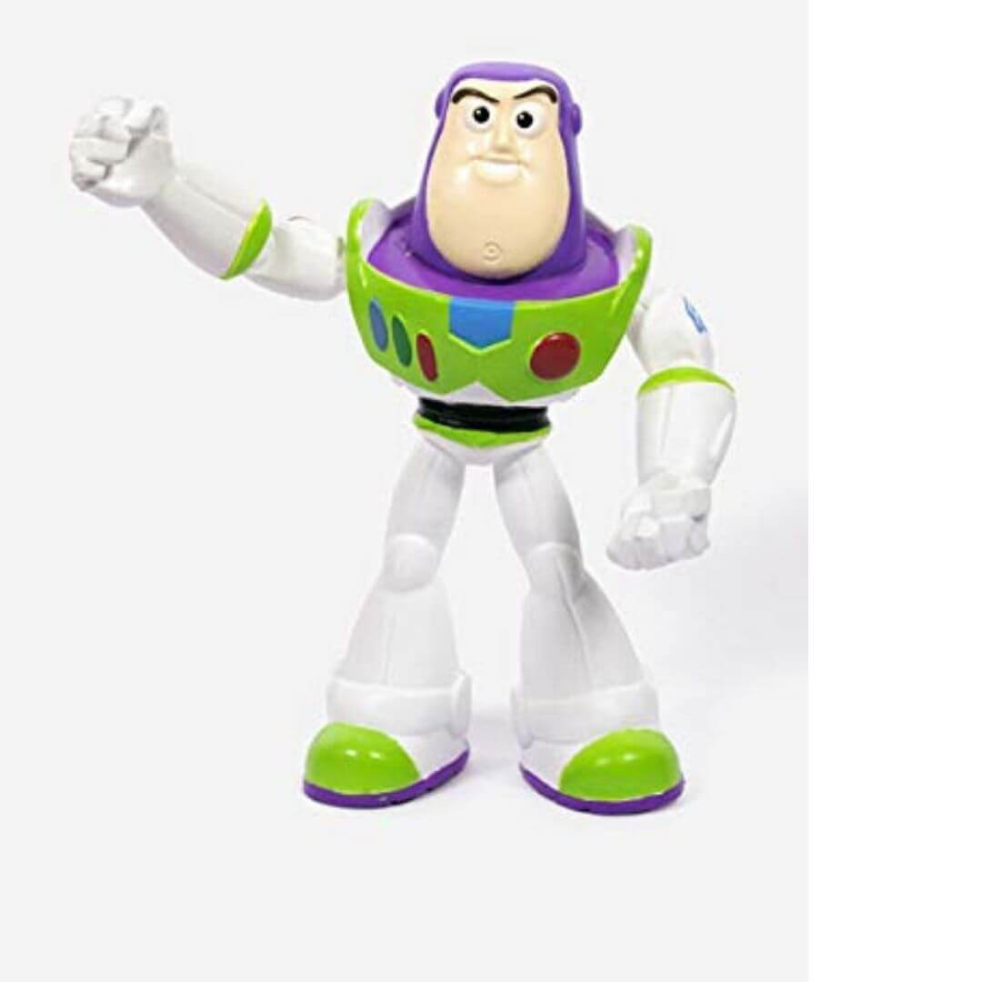 Toy Story 4-inch Bendable Buzz Figure by Mattel -Mattel - India - www.superherotoystore.com