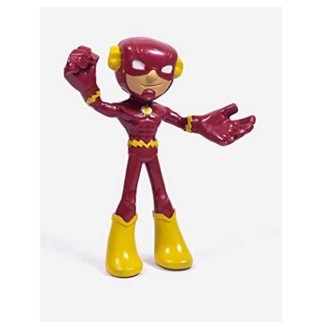 Justice League 7-inch Bendable Flash Figure by Mattel -Mattel - India - www.superherotoystore.com