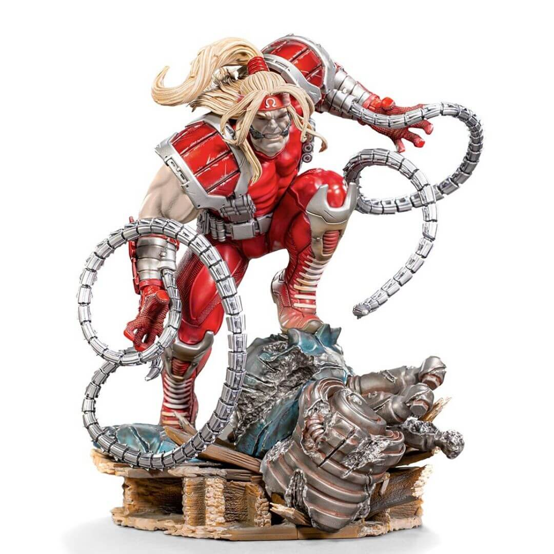 Marvel Comics X-Men Omega Red 1:10th Scale Statue by Iron Studios -Iron Studios - India - www.superherotoystore.com