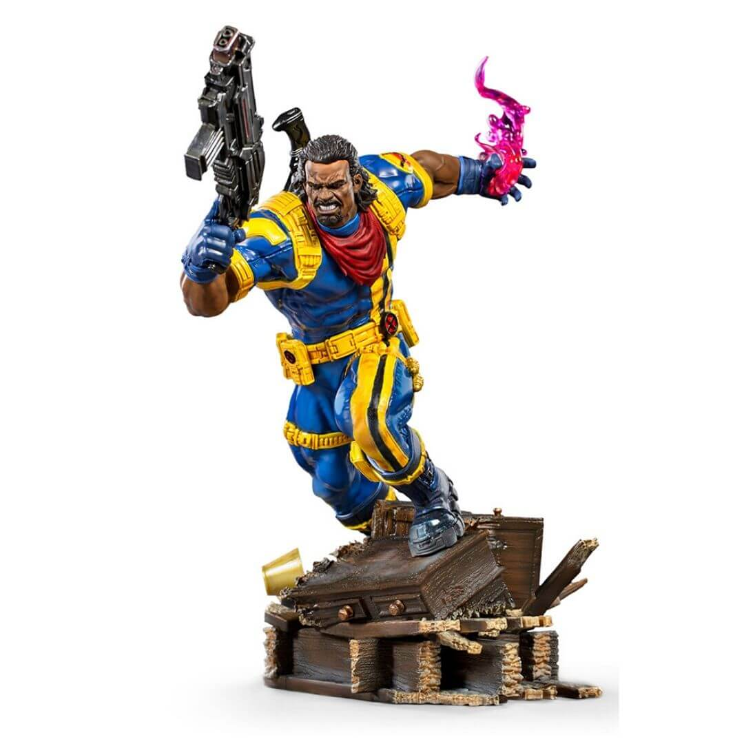 Marvel Comics X-Men Bishop 1:10th Scale Statue by Iron Studios -Iron Studios - India - www.superherotoystore.com