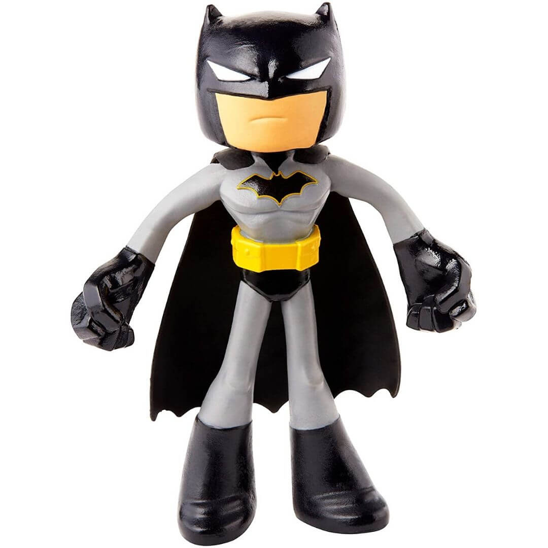 Justice League 4-inch Bendable Batman Figure by Mattel -Mattel - India - www.superherotoystore.com