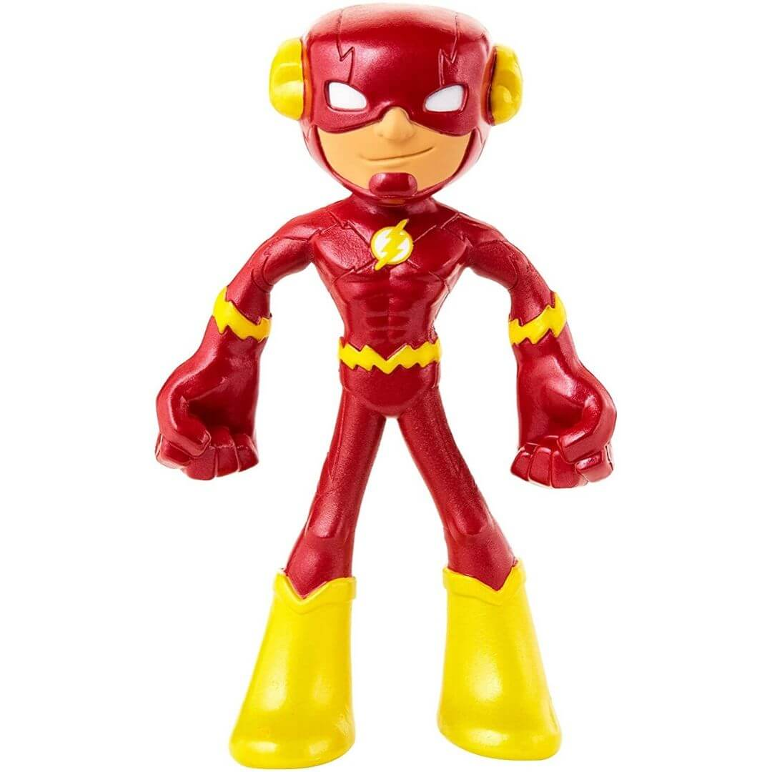Justice League 4-inch Bendable Flash Figure by Mattel -Mattel - India - www.superherotoystore.com