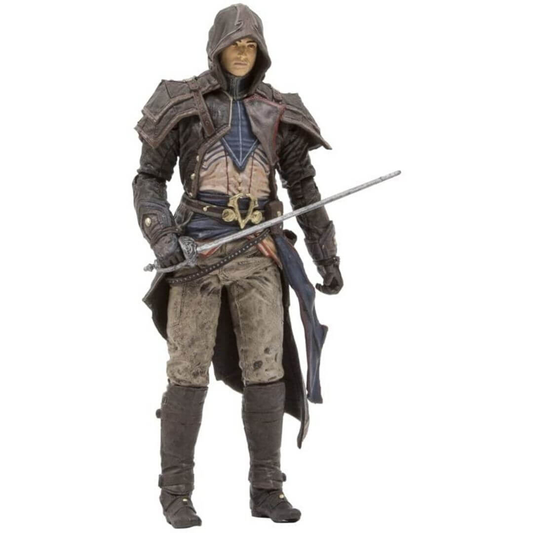 Assassin's Creed Arno Dorian Action Figure by McFarlane Toys -McFarlane Toys - India - www.superherotoystore.com