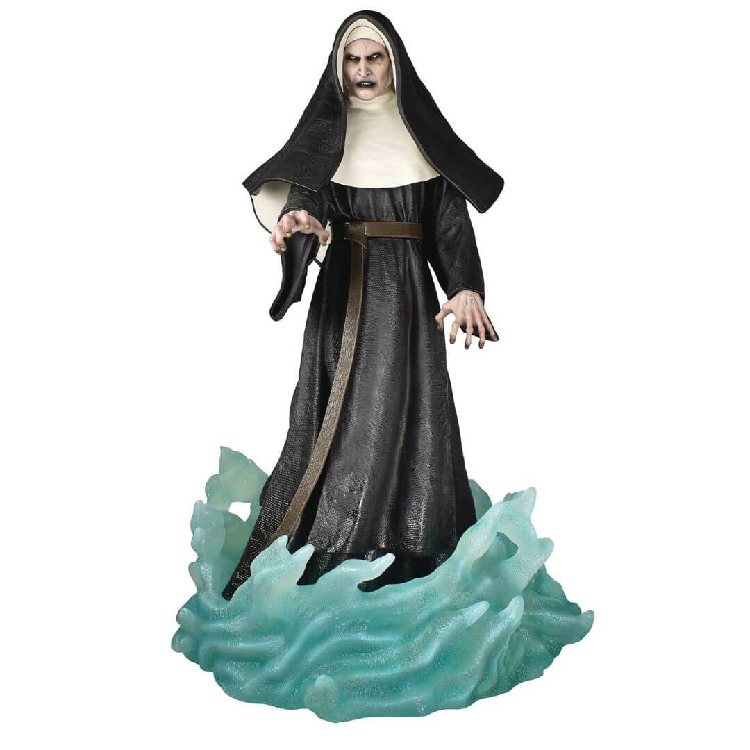 Horror Gallery The Nun Statue by Diamond Select Toys -Diamond Select toys - India - www.superherotoystore.com
