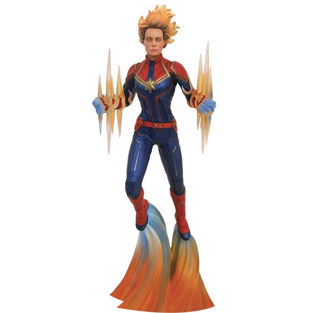 Marvel Movie Gallery Captain Marvel Binary Power Statue by Diamond Select Toys -Diamond Select toys - India - www.superherotoystore.com
