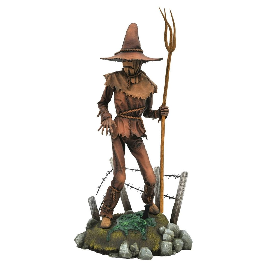 DC Gallery Scarecrow Statue by Diamond Select Toys -Diamond Select toys - India - www.superherotoystore.com